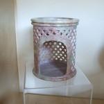 Soapstone incense oil burner