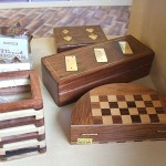 Sheesham wood games