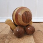 Mixed wood snail